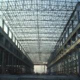 Estructura de acero pesada para los edificios
