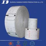 Papier thermosensible de caisse comptable d'atmosphère (ATM80254)