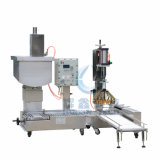 Одиночное Head Анти--Explosion Automatic Liquid Filling Machine с Conveyor