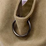 Bolso puro de la lona del bolso de las señoras de bolso de la lona de la fuente (GB#2279)