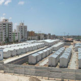 강제노동수용소를 위한 가벼운 조립식 강철 구조물 집