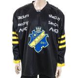 El tinte de gran tamaño del deporte de Healong sublimó el hockey impreso Jersey