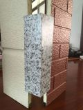 Panel sándwich aislante para Naves de acero de construcción Estructura