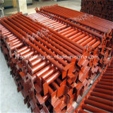 Sale를 위한 비계 Material U Head 간이 기중기 Base Shoring Steel Prop