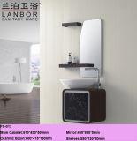 現代高い光沢のある浴室用キャビネット