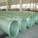 Pipes remplies de sable Fwrpm de FRP