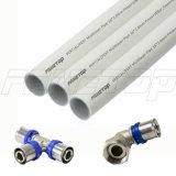 Traslapo/tubo Empalmar-Soldado del Pex-Al-Pex para el agua y la calefacción