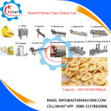 Exportar para Argelia Frozen French Fried Full Automatic Banana Chips Plant