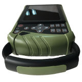 Varredor portátil do ultra-som do instrumento médico para o animal