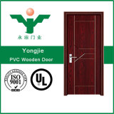Porte en verre de PVC de qualité