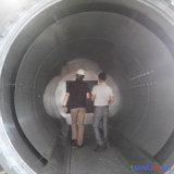 3000X8000 autoclave aprovada elétrica dos compostos do aquecimento ASME para curar as peças aeroespaciais