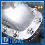 Запорная заслонка структурно стали углерода Ck20 Didtek высокотемпературная