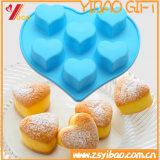 Bakeware (XY-ST-028)のためのFDAの食品等級のシリコーンのケーキ型