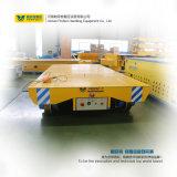 加えられる鋼鉄工場のためのコイルのUpenderの転送のカート