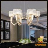Modernes klassisches Esszimmer-dekoratives hängendes Licht (GD18134P-6)