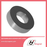 De permanente Gesinterde Magneet van NdFeB van het Borium van het Ijzer van het Neodymium van de Ring van de Zeldzame aarde met Sterke Macht