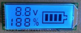 Polygon LCD-Glas-Anzeigetafel anpassen