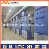 Machine à cartes de coton de grande capacité d'ISO9001 Qingdao pour la fibre non-tissée