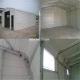Stahlgarage-Speicher-Gebäude mit preiswerten Kosten