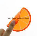 De Onderlegger voor glazen van het Silicone van Debossed van de goede Kwaliteit of de Onderlegger voor glazen van pvc