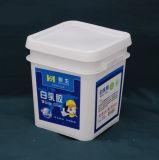 Materiale di plastica personalizzato pp della benna di scambio di calore di stampa poco costosa della pellicola