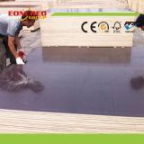 la película de 1220X2440X12mm/15m m hizo frente a la madera contrachapada de Linyi