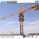 Katop Brand Max Load 16t Grúa Torre Modelo Tc7036 para Maquinaria de Construcción