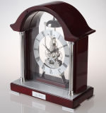 Bramley Personalized Chiming Mantel Clock