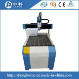 手製の6090小型中国CNCのルーターの彫刻家のフライス盤