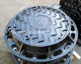 Round Frame (DN600)の頑丈なCircular Manhole Cover