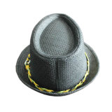Sombrero por encargo del sombrero de ala de la paja