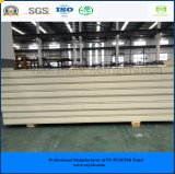 ISOのSGS 100mm涼しい部屋の冷蔵室のフリーザーのための差し込むサンドイッチパネル