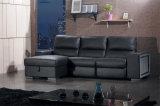 Muebles de cuero del sofá de Italia del ocio (707)