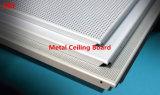 Panneau de plafond métallique en nid d'abeille