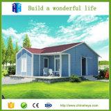 Maisons modulaires portatives bon marché préfabriquées supérieures de qualité à vendre