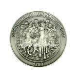 記念品のギフトの挑戦硬貨の卸売