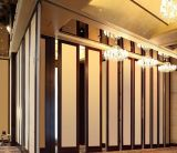 Китай Manufacturer Aluminium Partition Wall для столовой