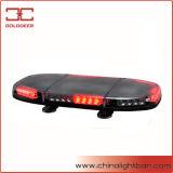 Diodo emissor de luz vermelho do carro de bombeiros da tampa do PC que adverte mini Lightbar