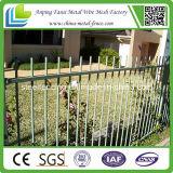 recinzione d'acciaio della rete fissa d'acciaio di obbligazione della parte superiore del germoglio di 2.1m X2.4m