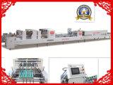 Xcs-1100PC automatische Faltblatt Gluer Maschine für runzelnden Kasten