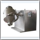 Máquina industrial de la mezcla del movimiento de tres dimensiones para la mezcla del polvo