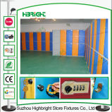 Banco Locker ABS Plastic Storage Locker per lo spogliatoio