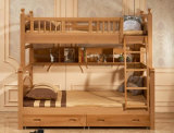 단단한 나무로 되는 침대 룸 2단 침대 아이들 2단 침대 (M-X2209)