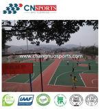 Bevloering Spu van de Hof van het spel de Openlucht Rubber voor de Vloer van de Speelplaats van Sporten