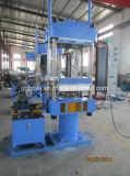 Máquina Vulcanizing de borracha da imprensa hidráulica