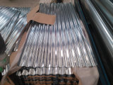 Gewölbtes Baumaterial galvanisierte Q235B galvanisiertes Stahldach-Blatt