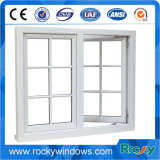 Energy-Saving Woodgrain UPVC/PVC Glijdend Venster