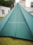 Im Freien doppelte Schicht-kampierendes Zelt zum Wandern