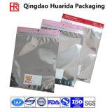 Sacs zip-lock faits sur commande d'empaquetage en plastique de T-shirt, sac de sous-vêtements