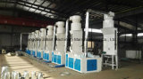 Automatische Abfall-/Cotton des Gewebe-Fs500 überschüssige Wiederverwertungs-Maschine